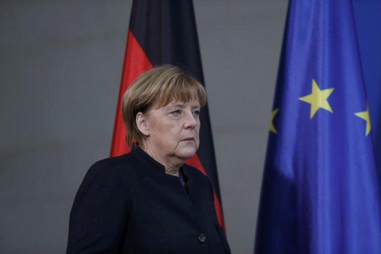 Μέρκελ: Ήταν τρομοκρατική ενέργεια αλλά δεν θα φοβηθούμε [pics, vid]