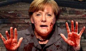Η αιματοβαμμένη Μέρκελ και το ακροδεξιό παραλήρημα Ευρωπαίων ηγετών