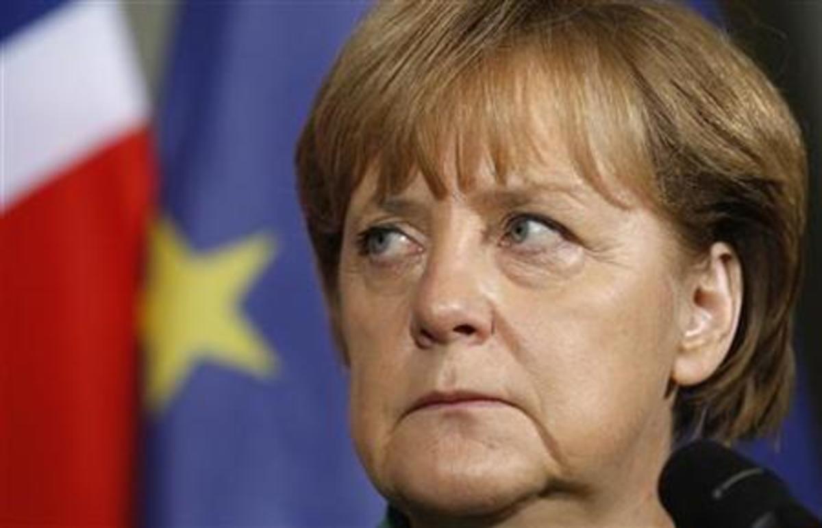 Είδε τη Μέρκελ και τη φοβήθηκε… ο υπουργός της που έφυγε κακήν κακώς | Newsit.gr