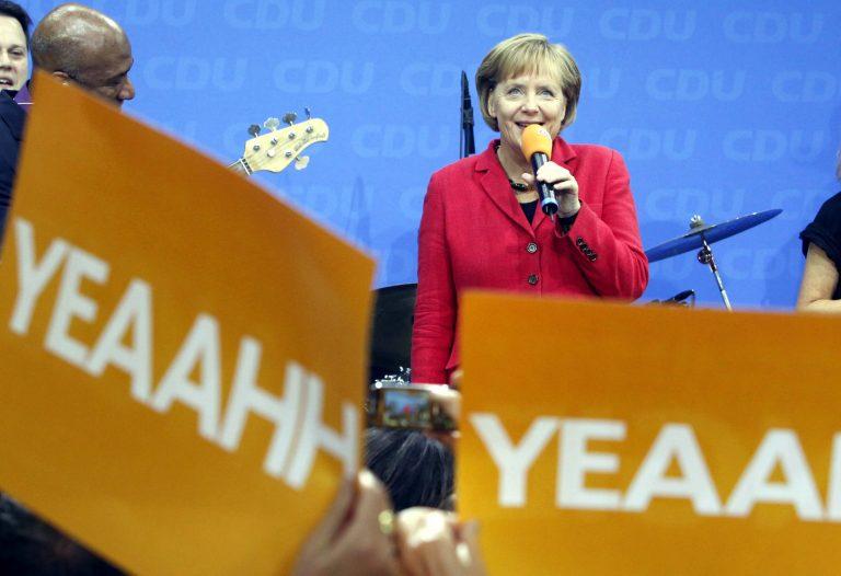 «Εξάψαλμος» Μέρκελ στις τράπεζες για την ελληνική κρίση | Newsit.gr