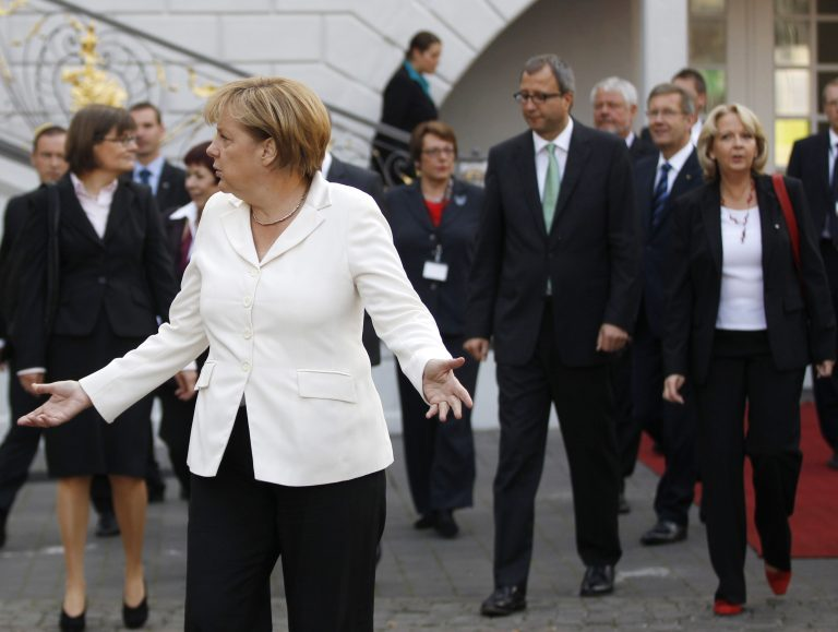 Η υποχώρηση της Μέρκελ | Newsit.gr