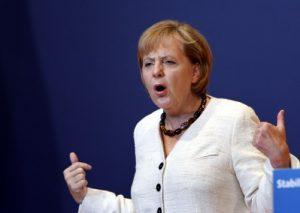 Δημοσκόπηση: «Nein» λένε οι μισοί γερμανοί στη Μέρκελ! Πληγή το προσφυγικό