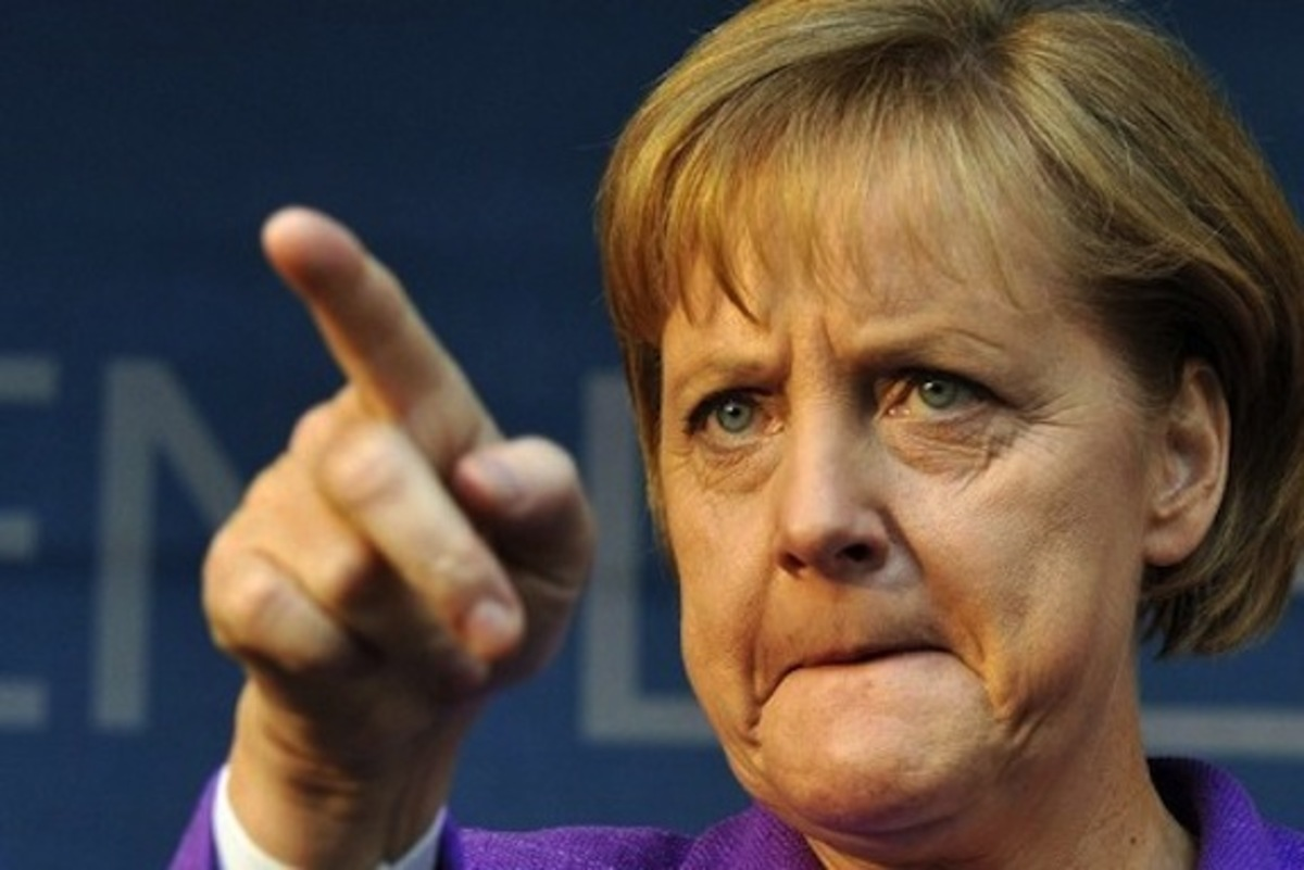 Τσαμπουκάς» Μέρκελ : Δεν επαναδιαπραγματεύομαι!   Newsit.gr