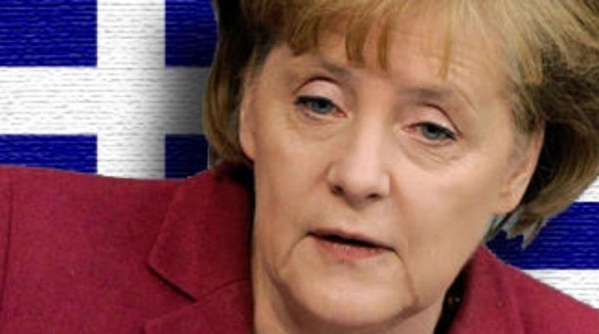 Μέρκελ:Θέλω την Ελλάδα στην Ευρωζώνη   Newsit.gr