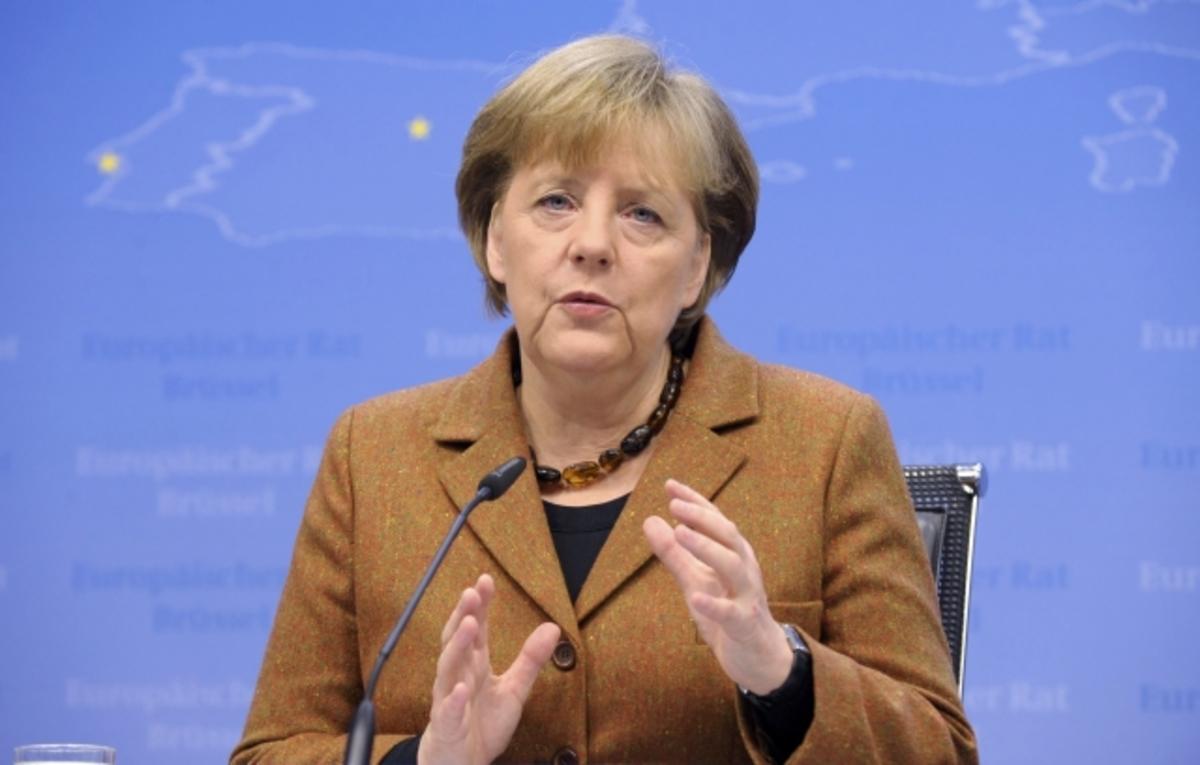 Μέρκελ: Μη χαίρεστε, δεν ξεπεράσαμε την κρίση | Newsit.gr