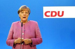 Ο εφιάλτης της Μέρκελ: Την αφήνουν εκτός κυβέρνησης!