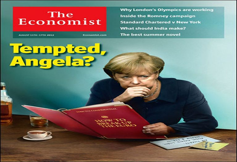 «Πως να διαλύσετε το ευρώ… Σε βάζει σε πειρασμό Άνγκελα;» | Newsit.gr