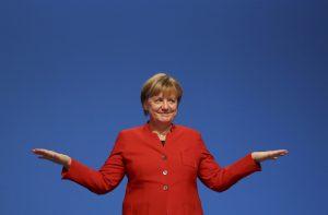 Αυτή ξέρουν, αυτή εμπιστεύονται… Η νεολαία ψηφίζει Μέρκελ