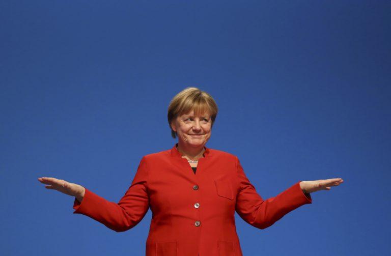 Αυτή ξέρουν, αυτή εμπιστεύονται… Η νεολαία ψηφίζει Μέρκελ | Newsit.gr