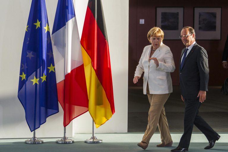 Τα λένε εκτάκτως πριν από τη Σύνοδο Κορυφής Μέρκελ-Ολάντ | Newsit.gr