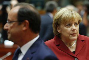 Συλλυπητήρια Μέρκελ για την επίθεση στο Παρίσι
