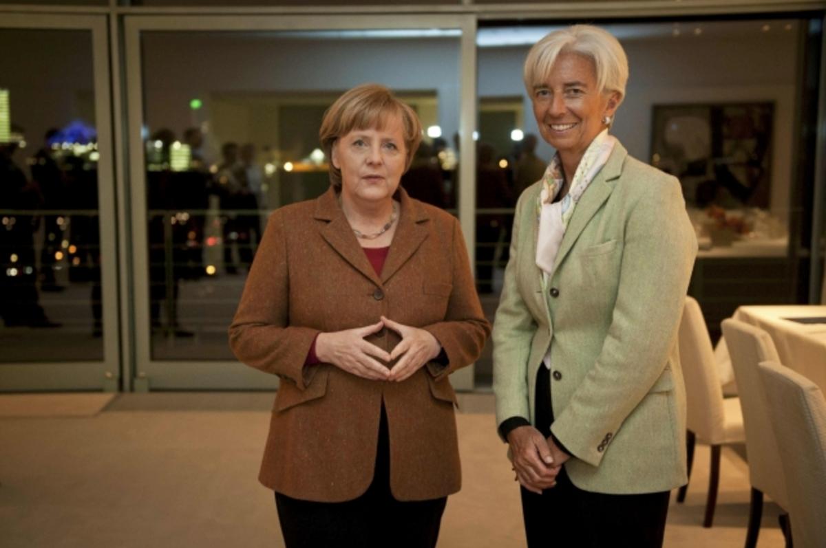 Λεφτά υπάρχουν! Ακόμη 456 δισ. δολάρια στα ταμεία του ΔΝΤ | Newsit.gr