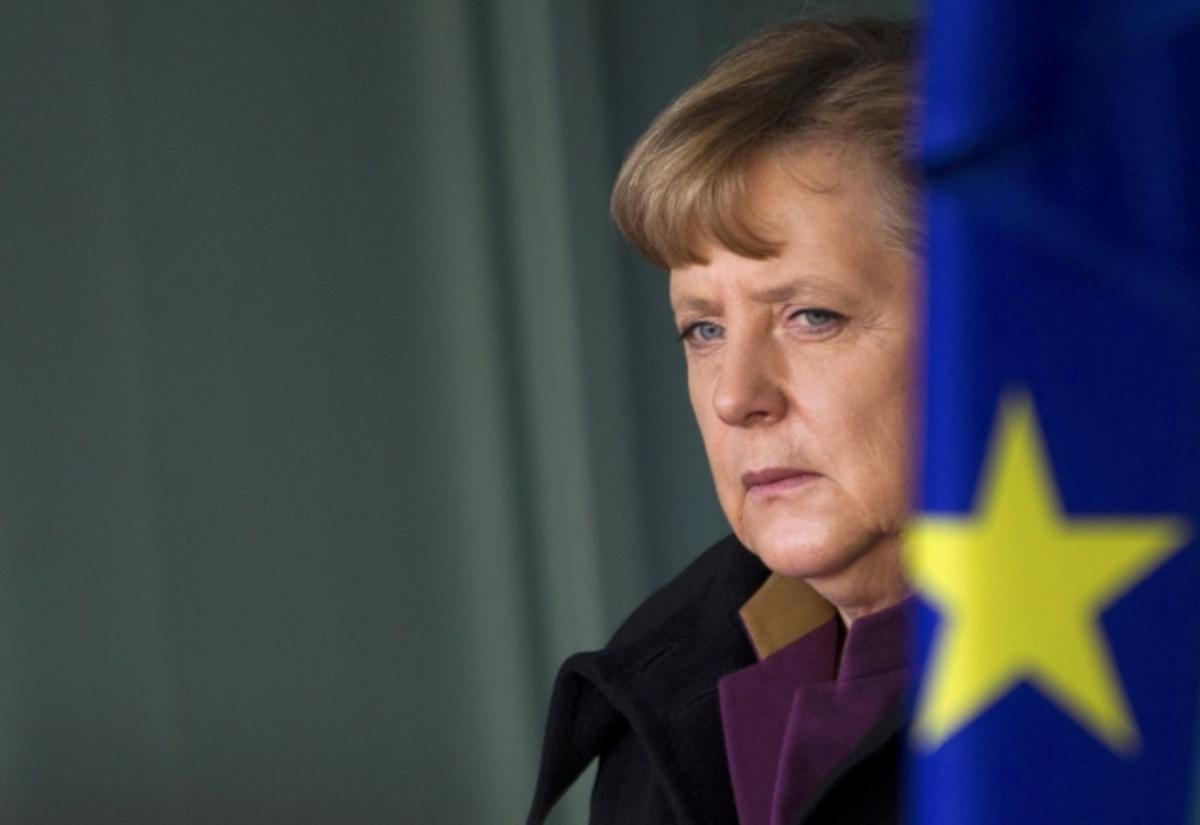 «Η Μέρκελ θέλει νέα συνθήκη για την Ε.Ε.»   Newsit.gr