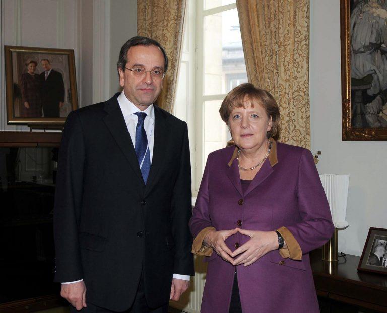 Ο Σαμαράς μίλησε στη Μέρκελ για εκλογές τον Απρίλιο | Newsit.gr