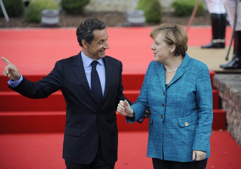 Τα λένε εκτάκτως για το δημοψήφισμα Μέρκελ-Σαρκοζί | Newsit.gr