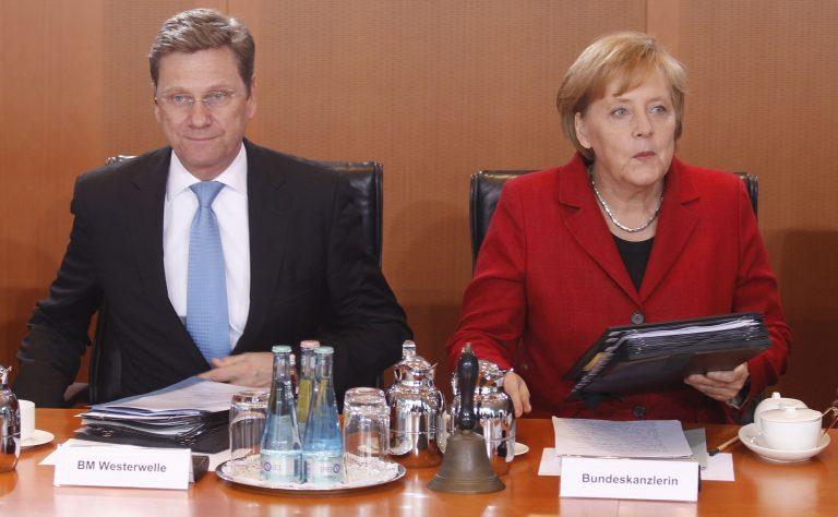 Ευρωπαϊκό οίκο αξιολόγησης προτείνει η Μέρκελ | Newsit.gr