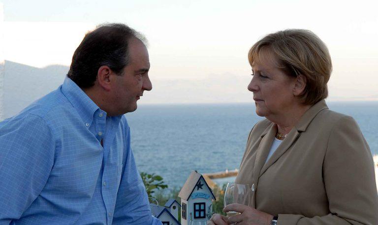 Όταν ήμασταν «στα μέλια»! – Η Μέρκελ το 2007 στην Αθήνα! – ΦΩΤΟ   Newsit.gr