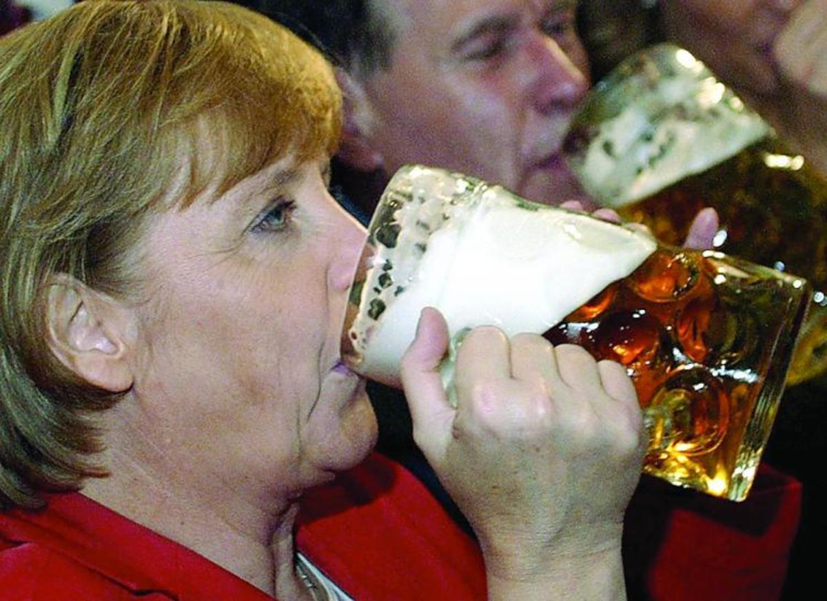 Η Μέρκελ για τη γερμανο-γαλλική φιλία | Newsit.gr