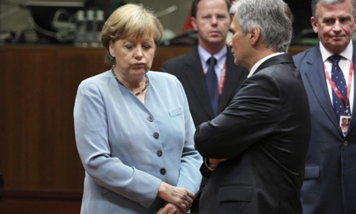 Συνάντηση Μέρκελ- Φάιμαν – Πού συμφωνούν και πού διαφωνούν για την Ελλάδα; | Newsit.gr