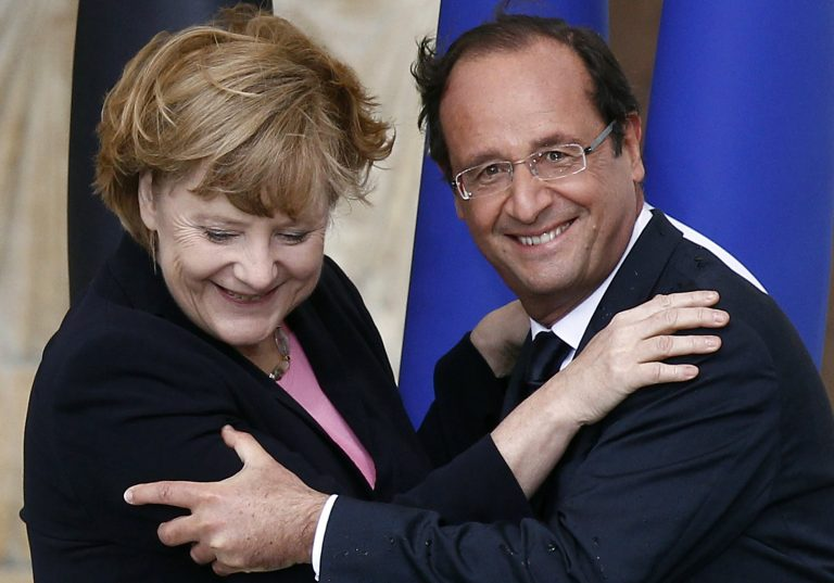 Αντίστροφη μέτρηση για τη συνάντηση Μέρκελ – Ολάντ από την οποία «κρέμεται» η Ελλάδα | Newsit.gr