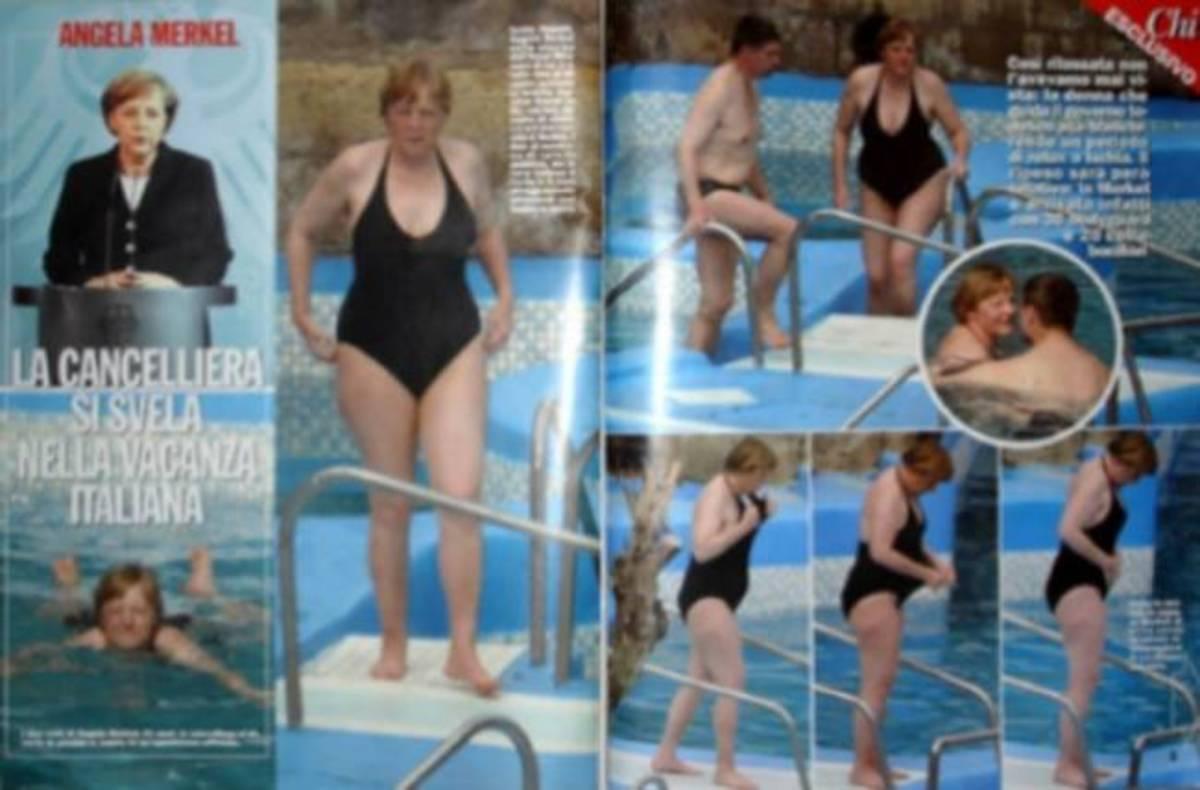Η Άνγκελα Μέρκελ με μαγιό! (ΦΩΤΟ)   Newsit.gr