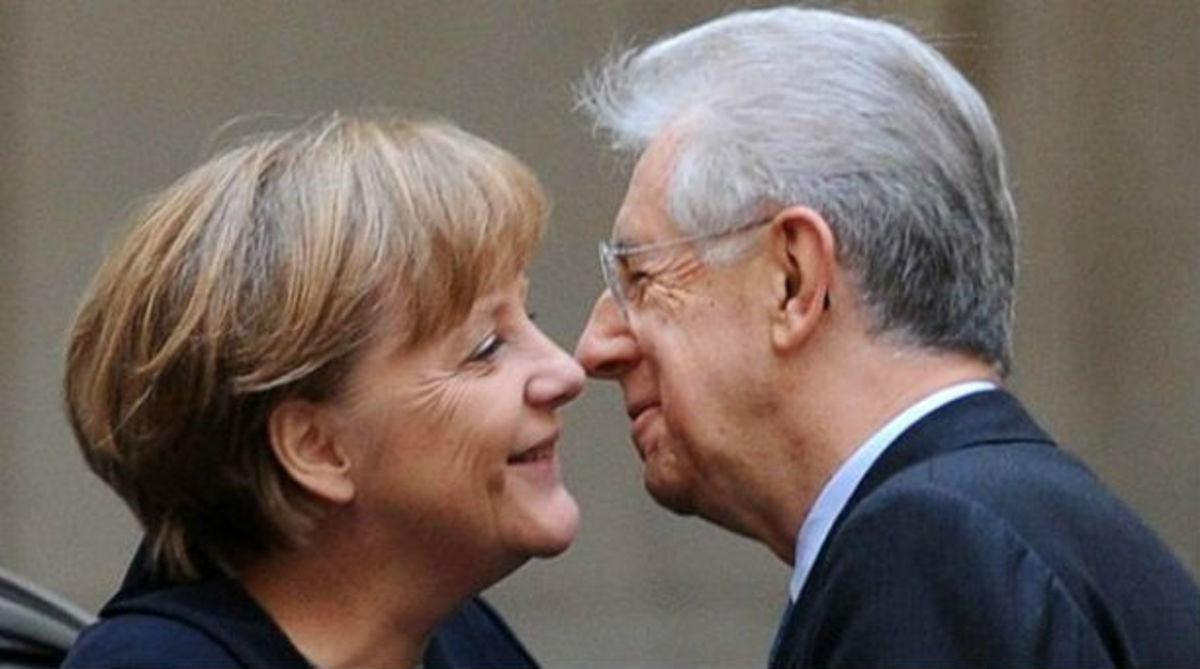 Συνάντηση Μέρκελ Μόντι στο Βερολίνο | Newsit.gr
