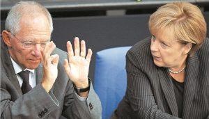 Deutsche Welle: Θύμωσαν Μέρκελ και Σόιμπλε από την επανεκλογή Τσίπρα
