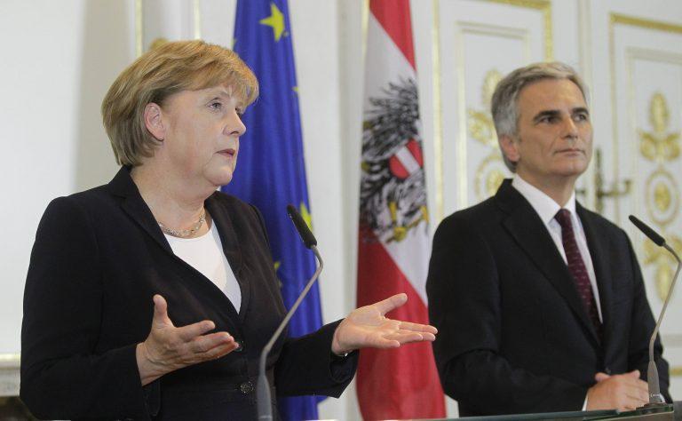 Μέρκελ: Όσο πιο γρήγορα εφαρμόσει η Ελλάδα το πρόγραμμα, τόσο το καλύτερο!   Newsit.gr