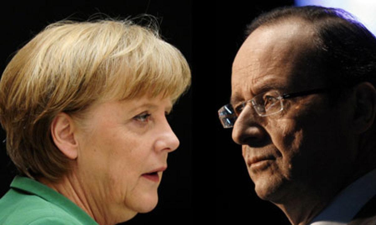 Πρώτη συνάντηση Μέρκελ – Ολάντ – Τα σημεία σταθμοί στις σχέσεις Γαλλίας – Γερμανίας | Newsit.gr