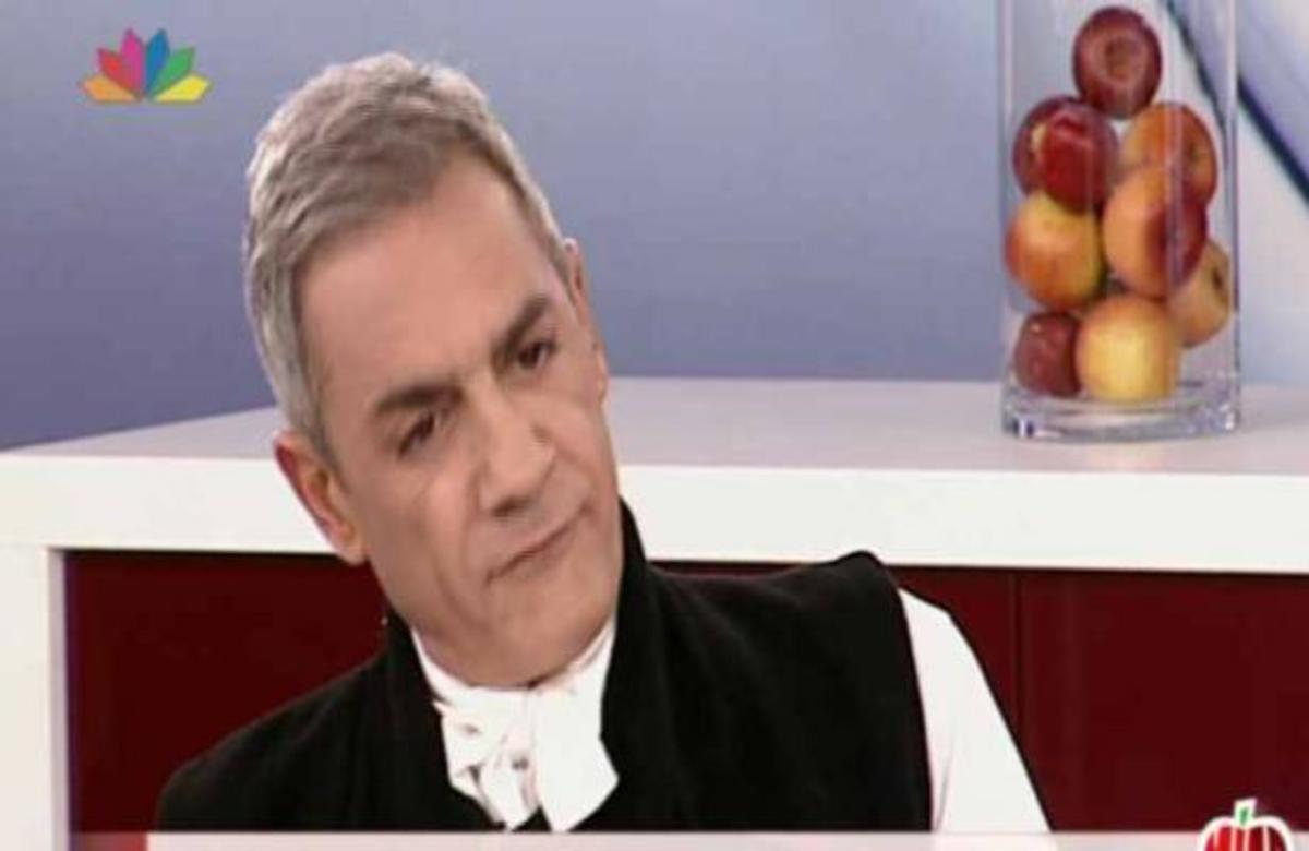 Γιώργος Μέρλος:» 'Επινα το αίμα του πατέρα μου»   Newsit.gr