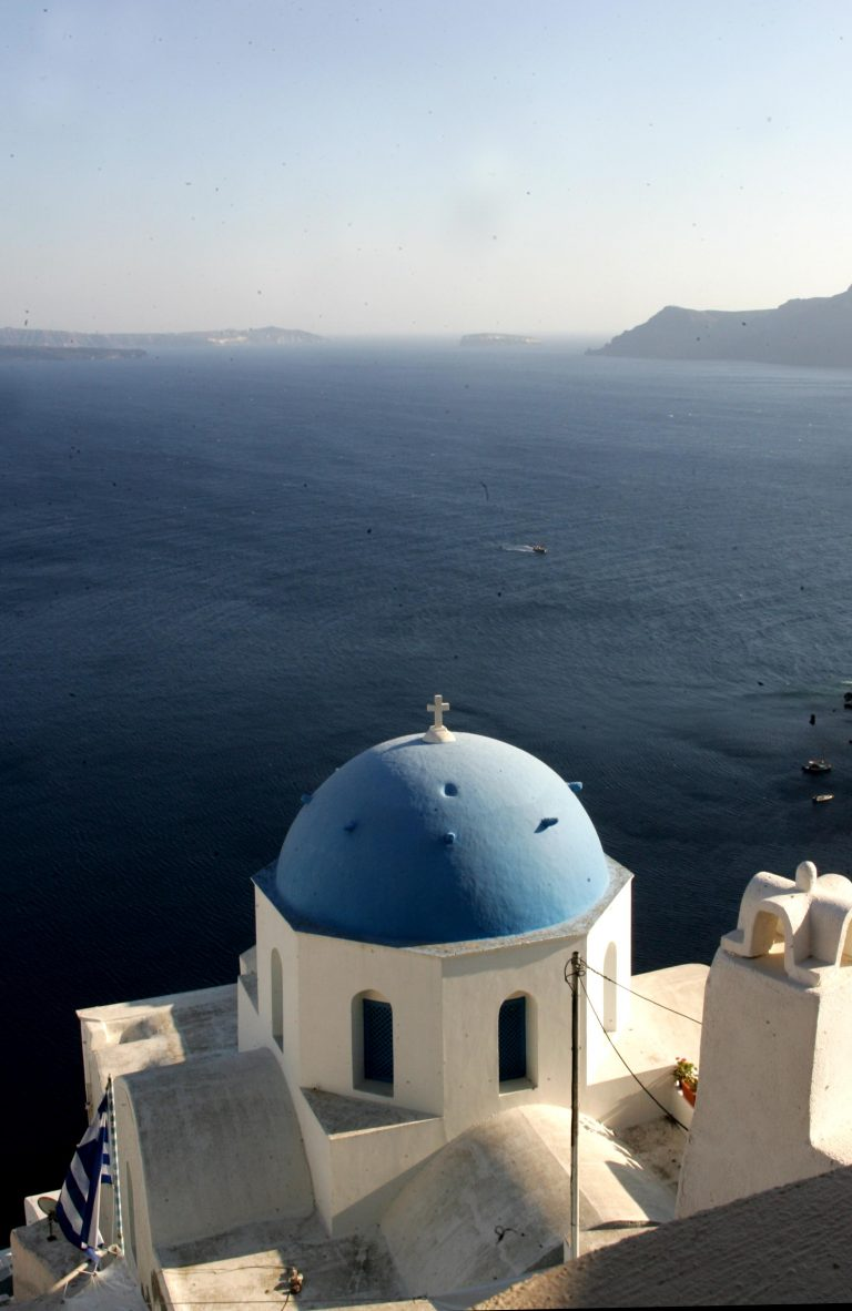 Σαντορίνη: Δεν έφτασαν στο νησί οι επιβάτες του «Πρέβελης»   Newsit.gr