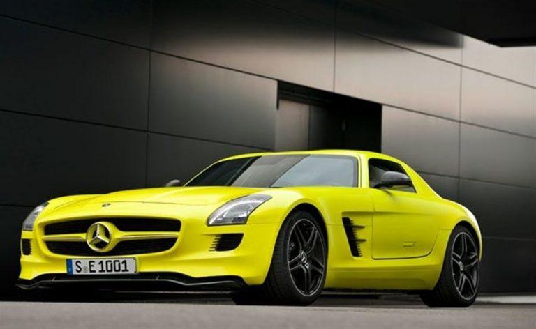 Στην… πρίζα και η Mercedes ! | Newsit.gr