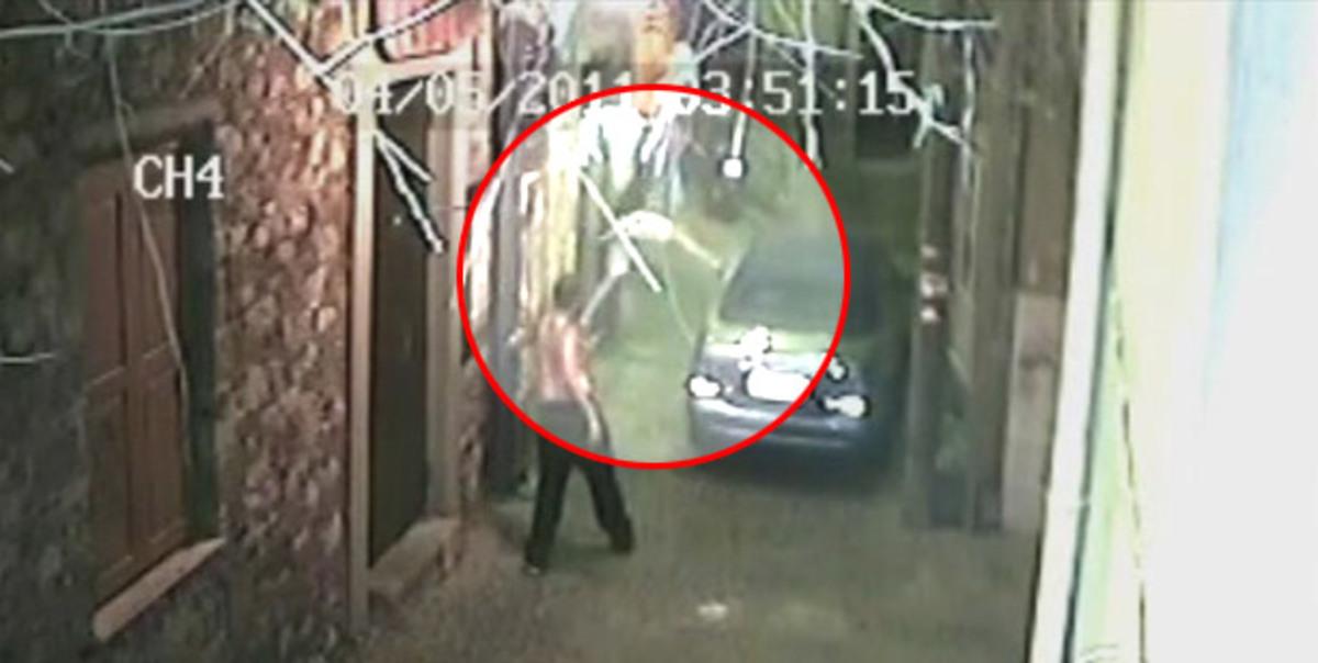 Μυτιλήνη: Το βίντεο ντοκουμέντο της επίθεσης φοιτητών σε αυτοκίνητο επιχειρηματία! | Newsit.gr