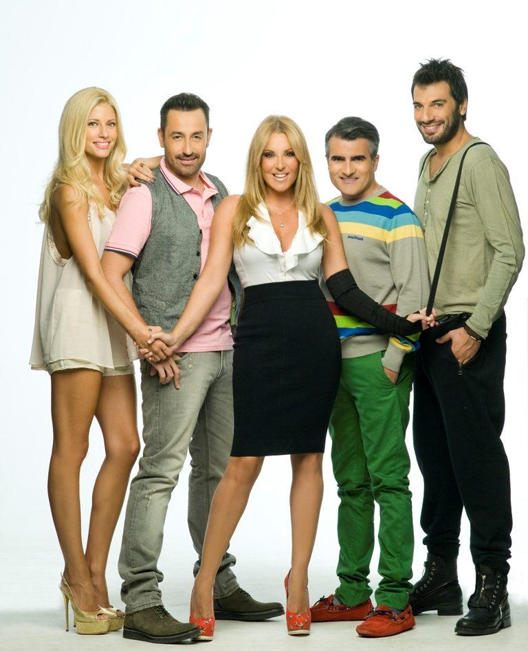 Η τηλεθέαση του Μες Στην Καλή Χαρά στις πρώτες εκπομπές της σεζόν   Newsit.gr