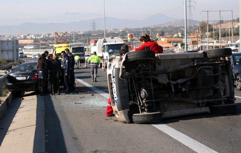 Ηράκλειο: Τροχαίο με έξι τραυματίες στη Μεσαρά! | Newsit.gr