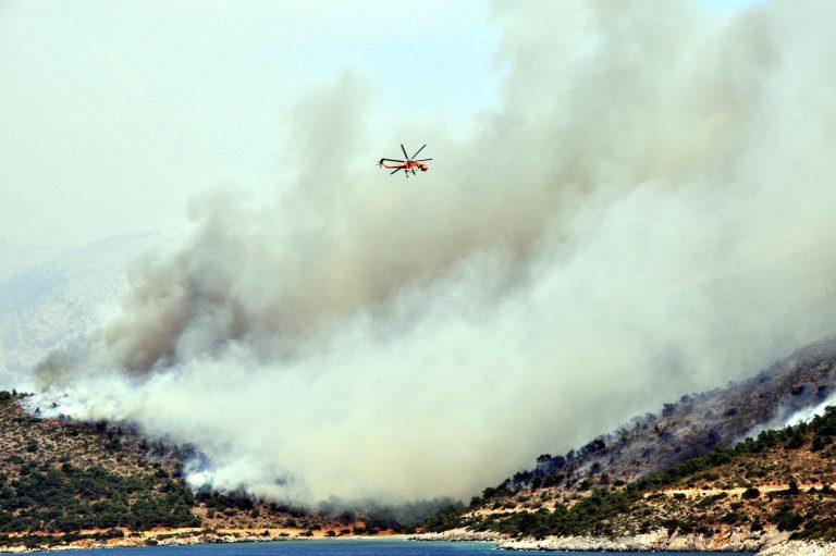 Νέα πύρινα μέτωπα σε Πελοπόννησο και Ζάκυνθο! | Newsit.gr