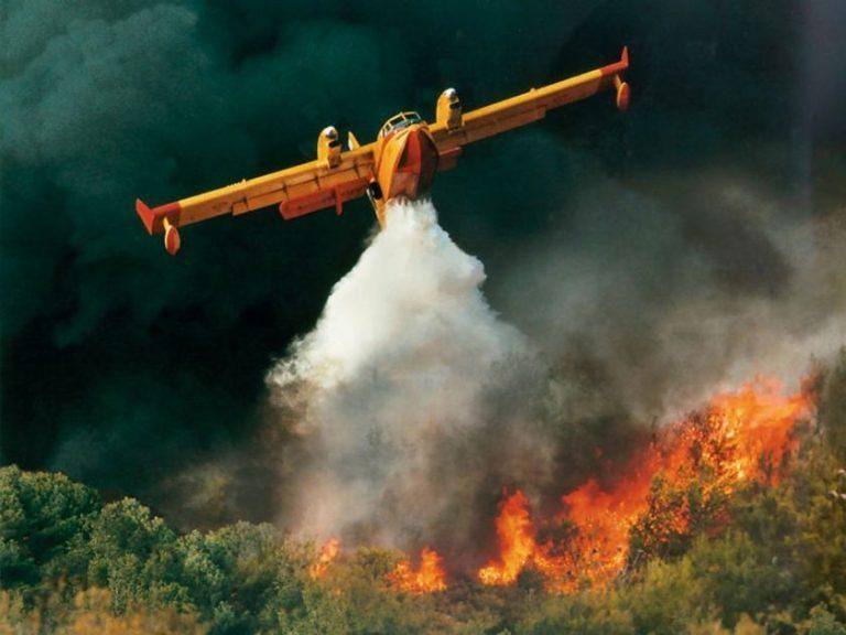 Μεσσηνία: Υπό μερικό έλεγχο η φωτιά στο Αγνάντι | Newsit.gr