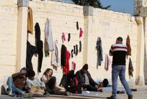 Χίος: Η Εκκλησία παίρνει πίσω το χώρο του κέντρου κράτησης μεταναστών