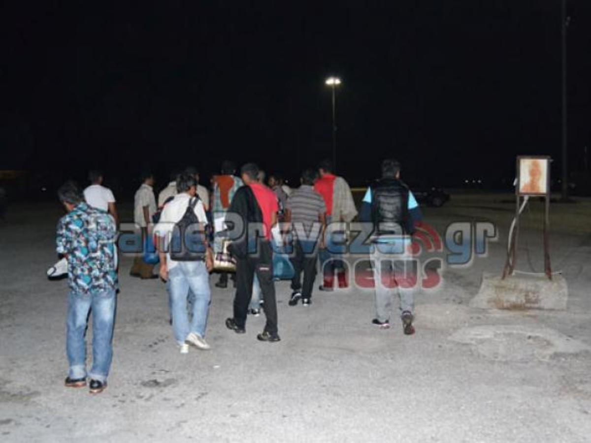 Πρέβεζα: Μεγάλο «χτύπημα» σε κύκλωμα με παράνομους μετανάστες – Έπιασαν 9 διακινητές! | Newsit.gr