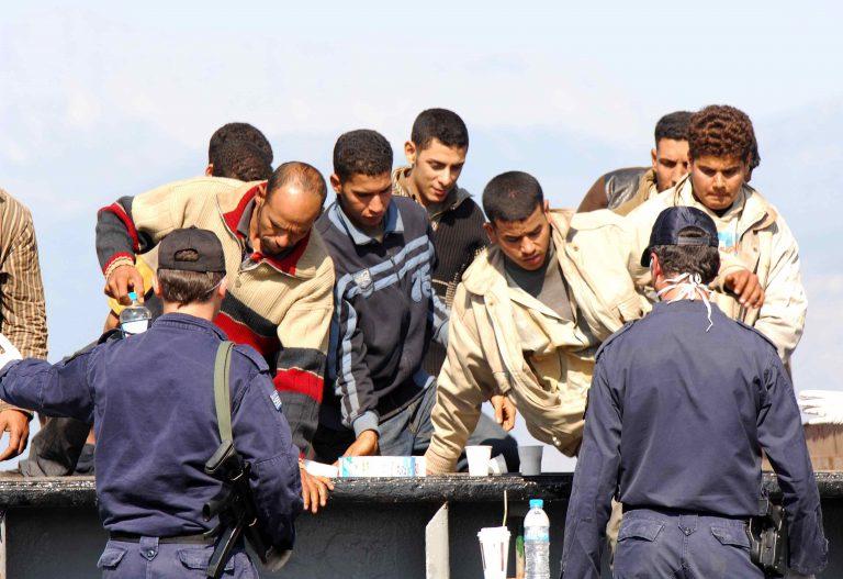 Πάτρα: Συλλήψεις λαθρομεταναστών στο λιμάνι | Newsit.gr