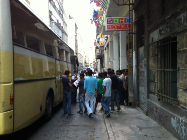 Άλλοι 32 αλλοδαποί επέστρεψαν στον τόπο καταγωγής τους | Newsit.gr