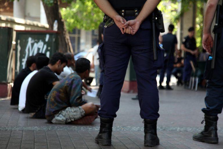 Θράκη: Στους δρόμους για τους παράνομους μετανάστες   Newsit.gr