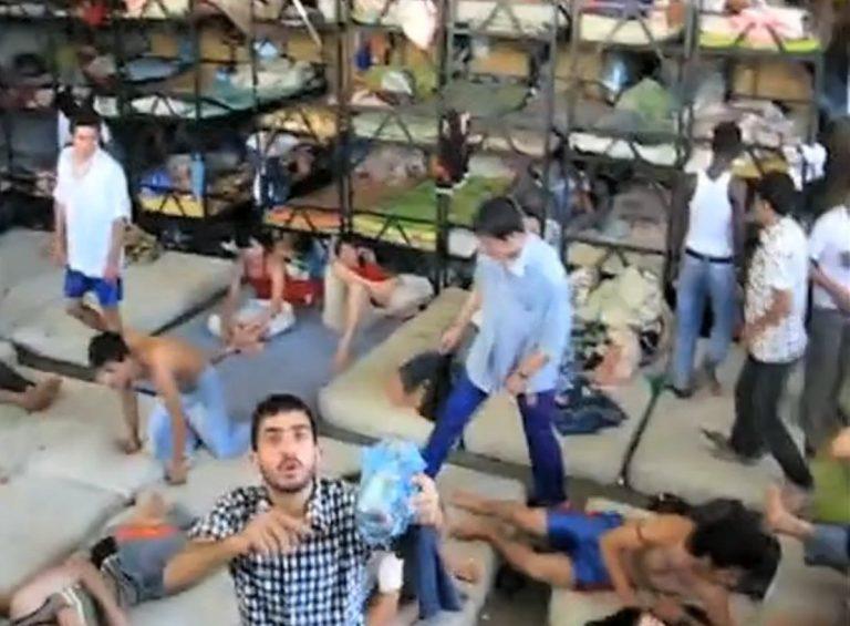 BINTEO: Το κέντρο κράτησης Μυτιλήνης όπως το έζησε 16χρονος μετανάστης | Newsit.gr