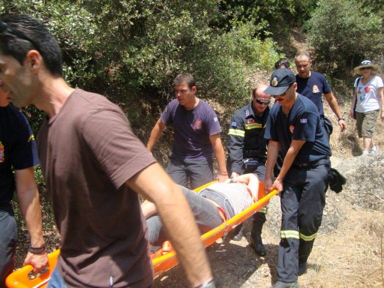 Και δεύτερο άτομο έπεσε στα Μετέωρα! | Newsit.gr