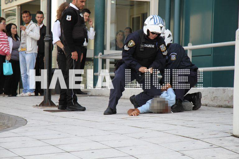 Ηλεία: Μεθυσμένος τράβηξε μαχαίρι στο νοσοκομείο! | Newsit.gr