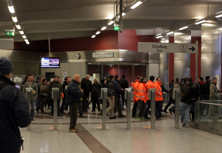 Ανυποχώρητοι οι εργαζόμενοι στο Μετρό – Σταματόπουλος στο NewsIt: Ας έρθουν να με απολύσουν!   Newsit.gr
