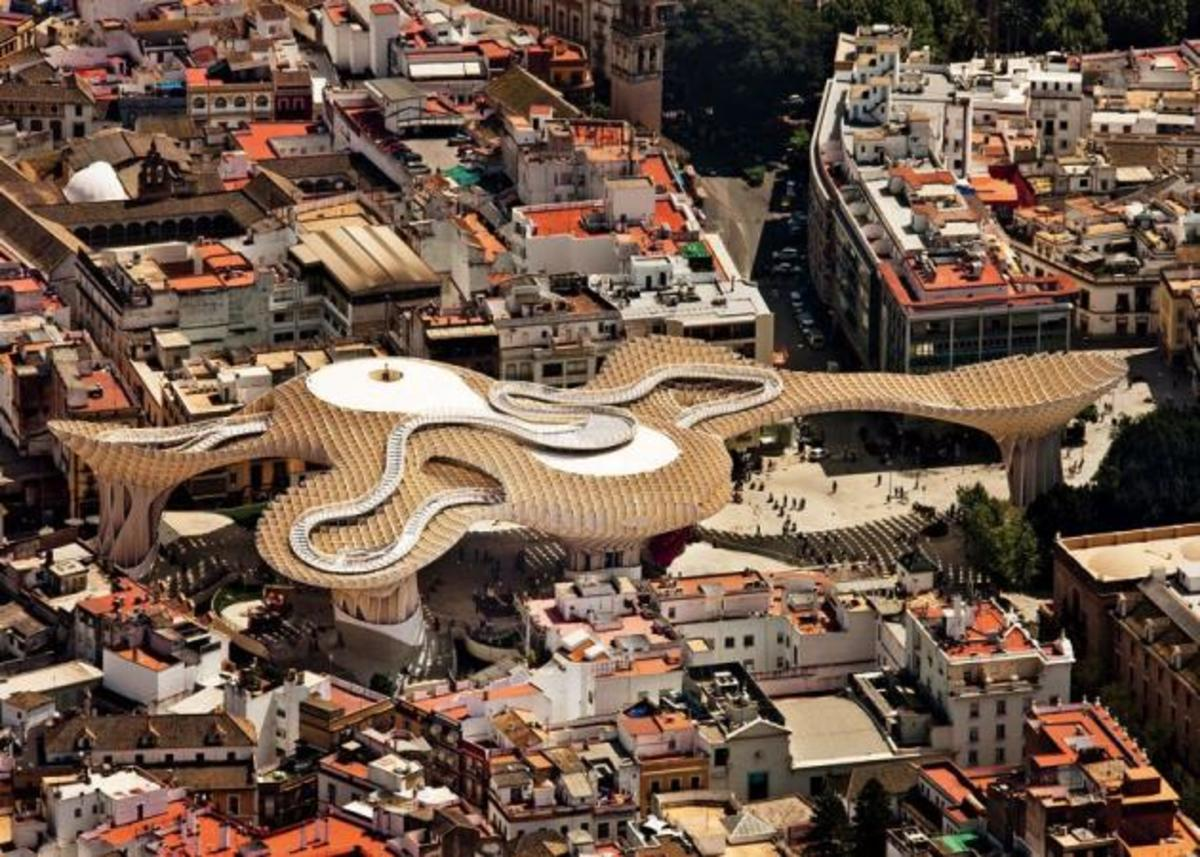 Τα πιο νεωτεριστικά κτίρια του 21ου αιώνα! Δες τις φωτογραφίες! | Newsit.gr