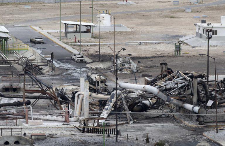 Τραγωδία στο Μεξικό, 26 νεκροί από φωτιά σε εργοστάσιο φυσικού αέριου   Newsit.gr