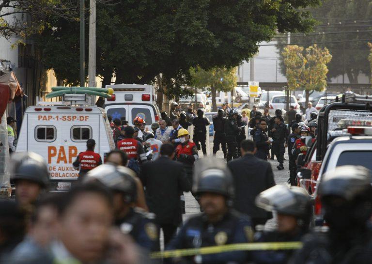 Τραγωδία στο Μεξικό: 25 νεκροί από έκρηξη στα γραφεία πετρελαϊκού κολοσσού   Newsit.gr