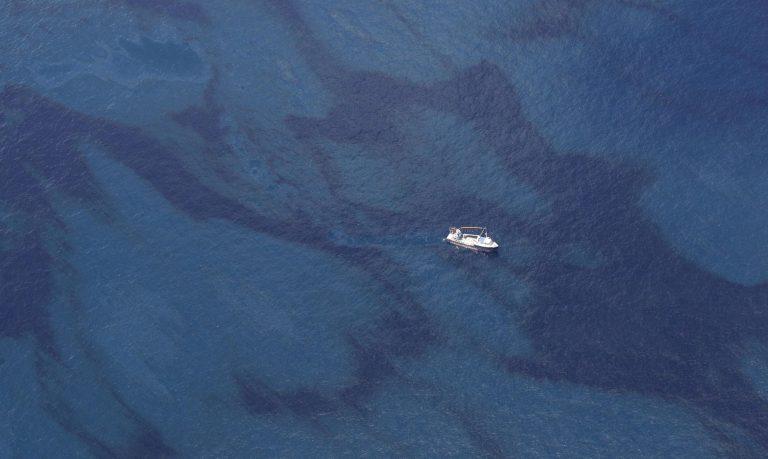 Ομπάμα: Χωρίς προηγούμενο η καταστροφή στον Κόλπο του Μεξικού | Newsit.gr